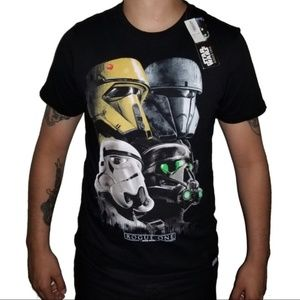 NWT OLD NAVY STAR WARS ROGUE ONE Shirt Small